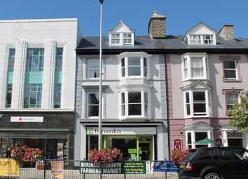 Thumbnail 1 bed flat to rent in 18 North Parade, Aberystwyth