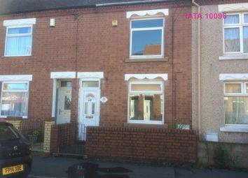 Thumbnail 3 bedroom terraced house to rent in Cross Street, Nuneaton
