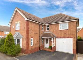 Thumbnail 4 bedroom detached house for sale in Adwalton Close, Newark