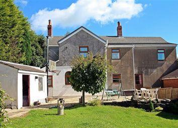 Thumbnail 3 bed detached house for sale in Graigwen Road, Graigwen, Pontypridd