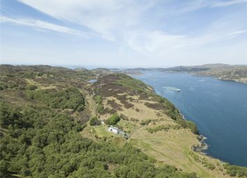 Thumbnail 3 bed country house for sale in Kylesku, Lairg, Sutherland