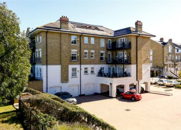 Thumbnail 2 bed flat for sale in Clearwater Place, Long Ditton, Surbiton, Surrey