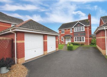 Thumbnail 4 bed detached house for sale in Jordan Gardens, Monmouth