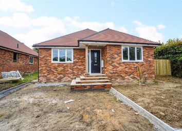Thumbnail 3 bed detached bungalow for sale in Gurney Close, Broad Oak, East Sussex