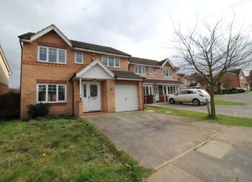 Thumbnail 4 bed detached house for sale in Rosedale Close, Normanton