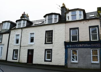 2 bed maisonette for sale in Flat 1/03, 20, Castle Street, Rothesay, Isle Of Bute PA20