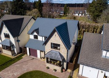 Thumbnail 4 bedroom detached house for sale in Worbey Place, Longforgan, Dundee