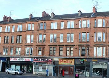Thumbnail 1 bed flat for sale in Dumbarton Road, Thornwood, Glasgow