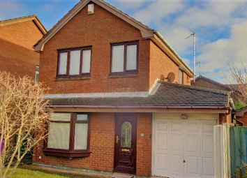 Thumbnail 3 bed detached house for sale in Trent Close, West Derby, Liverpool