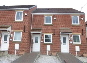 Thumbnail 2 bed town house to rent in Manor Road, Killamarsh, Sheffield