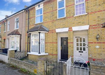 Thumbnail 2 bed terraced house for sale in Coombe Road, Gravesend, Kent
