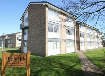 Thumbnail 2 bed flat for sale in Williams Close, Brampton, Huntingdon