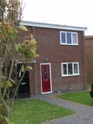 Thumbnail 2 bed terraced house for sale in Walcott, Norwich, Norfolk