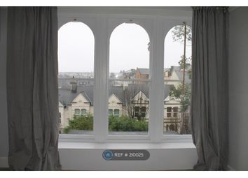 Thumbnail 2 bed maisonette to rent in Connaught Ave, Plymouth