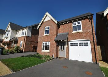 Thumbnail 3 bed detached house to rent in Graves Way, Anstey, Leicester