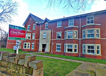 Thumbnail 1 bed flat for sale in Trinity Gardens, Kingsmead Road South, Oxton, Wirral