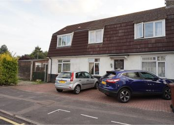 Thumbnail 4 bed end terrace house for sale in Jackson Road, Barking