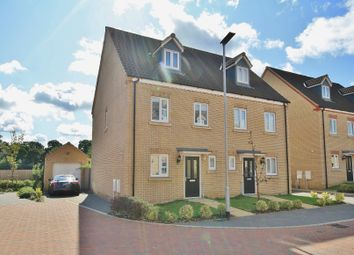 Thumbnail 1 bedroom property to rent in Chestnut Place, Cringleford, Norwich