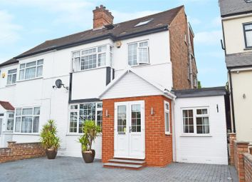 Thumbnail 4 bed semi-detached house for sale in Campion Road, Isleworth