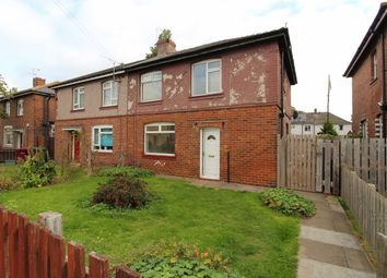 Thumbnail 3 bed semi-detached house to rent in Ashdown Avenue, Scunthorpe