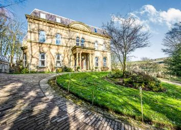 Thumbnail 2 bed flat for sale in Broadfold Hall, Luddenden, Halifax