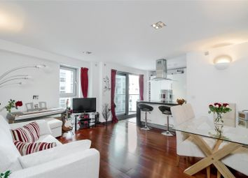 Thumbnail 2 bed flat for sale in Vicentia Court, Bridges Court Road, London