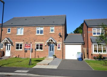 Thumbnail 3 bed semi-detached house for sale in Waxwing, Emerson Park, Washington, Tyne & Wear.