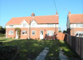 Thumbnail 3 bed semi-detached house to rent in Harwich Road, Wrabness