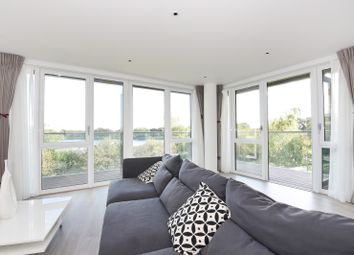 Thumbnail 3 bed flat to rent in Rivulet Apartments, Woodberry Down