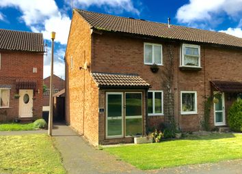 Thumbnail 3 bed end terrace house for sale in Chalgrove Field, Freshbrook, Swindon