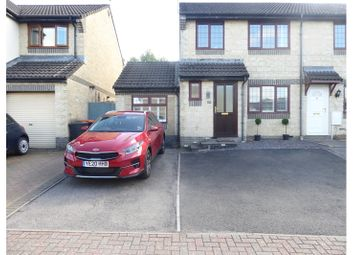 Thumbnail 3 bed semi-detached house for sale in Violet Walk, Rogerstone, Newport