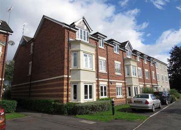 Thumbnail 2 bed flat to rent in Hollins Drive, Stafford