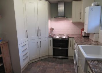 Thumbnail 1 bedroom flat for sale in Queens Drive, Enderby, Leicester