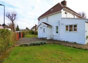 Thumbnail 3 bed semi-detached house to rent in Pleasant Way, Wembley, Greater London