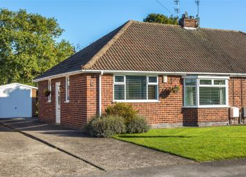 Thumbnail 2 bedroom semi-detached bungalow for sale in Keith Avenue, Huntington, York