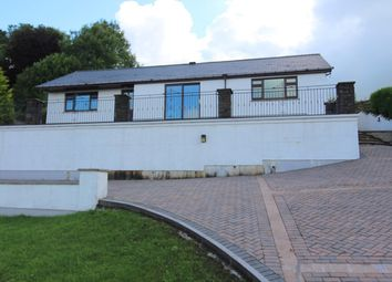Thumbnail 3 bed detached bungalow for sale in Llanybydder, Llanybydder