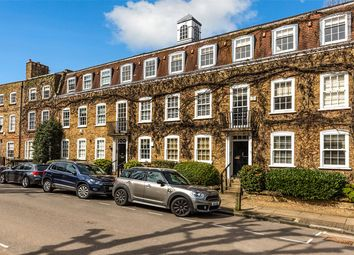 Thumbnail 3 bed flat for sale in Hogarth Court, North End, London