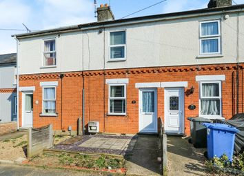 Thumbnail 2 bed terraced house for sale in Waveney Road, Ipswich