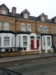 Thumbnail 6 bed terraced house to rent in Granville Road, Fallowfield