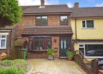 Thumbnail 2 bed terraced house for sale in Dagnam Park Drive, Harold Hill, Romford, Essex
