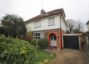 Thumbnail 4 bedroom property to rent in Springfield Crescent, Horsham