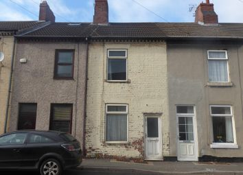 Thumbnail 2 bed terraced house for sale in 210 Market Street, Clay Cross, Chesterfield, Derbyshire
