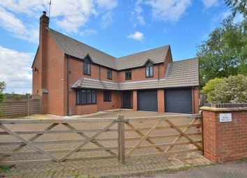 Thumbnail 5 bed detached house for sale in Bromley Farm Court, Woodford Halse, Daventry