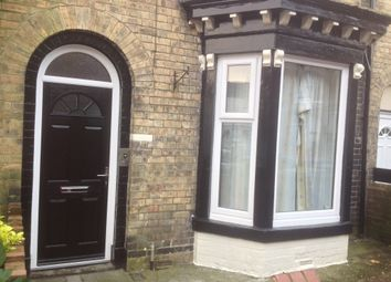 Thumbnail 3 bed terraced house to rent in Norwood Street, Scarborough
