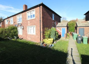 Thumbnail 2 bed flat for sale in Manor Crescent, Rothwell, Leeds