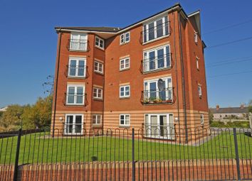 Thumbnail 2 bed flat for sale in River Side Apartment, Amelia Way, Newport