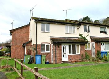 Thumbnail 1 bed terraced house to rent in Kingfisher Close, Farnborough