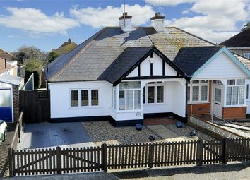Thumbnail 2 bed semi-detached bungalow for sale in Baddlesmere Road, Tankerton, Whitstable, Kent