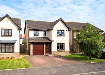 Thumbnail 4 bed detached house for sale in Gavin's Lee, Tranent, East Lothian