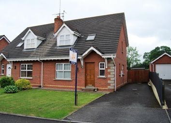 Thumbnail 3 bed semi-detached house for sale in The Fairways, Portadown